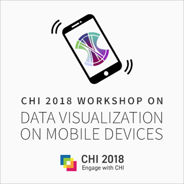 Data Visualization on Mobile Devices: A CHI 2018 Workshop