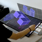 Augmented Displays: Seamlessly Extending Interactive Surfaces with Head-Mounted Augmented Reality