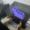 Combining Augmented Reality and Interactive Surfaces