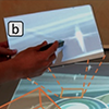 Dynamic Tangible User Interface Palettes.