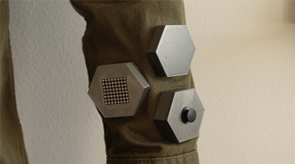 Preview for research project: BodyHub: A Reconfigurable Wearable System for Clothing