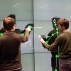 YouTouch! Low-Cost User Identification at an Interactive Display Wall