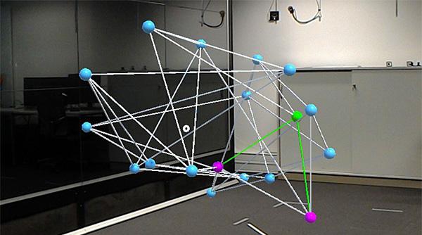 Vorschau für das Forschungsprojekt: Augmented Reality Graph Visualizations