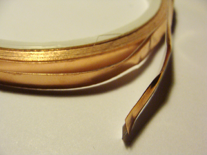 IllumiPaper Self-adhesive Copper Tape
