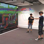 MIRIA: A Mixed Reality Toolkit for the In-Situ Visualization and Analysis of Spatio-Temporal Interaction Data