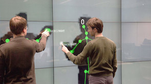 Preview for research project: Personalized Wall Display Interaction (Ulrich von Zadow)