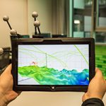 Investigating the Use of Spatial Interaction for 3D Data Visualization on Mobile Devices