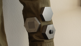 Vorschau für das Forschungsprojekt: BodyHub: A Reconfigurable Wearable System for Clothing