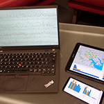 Vistribute: Distributing Interactive Visualizations in Dynamic Multi-Device Setups