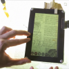 tPad: Designing Transparent-Display Mobile Interactions